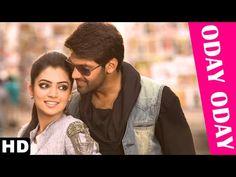 Official : Oday Oday Video Song | Raja Rani | Aarya, Jai, Nayanthara, Na...
