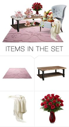 """""""Valentine's Afternoon Tea for Two.."""" by julidrops ❤ liked on Polyvore featuring art"""