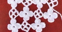 Elsa, Crochet Earrings, Knitting, Crochet Lace Edging, Crochet Necklace, Cute Ideas, Bath Linens, Crochet Stitches, Needlepoint