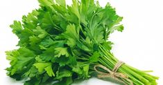 This is why you should eat parsley