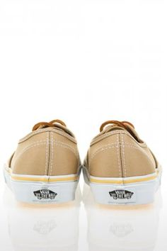 Vans shoes U Authentic Brushed Twill VTSV8I Brushed Twill »  JeansandFashion.com 9a83f9a55a