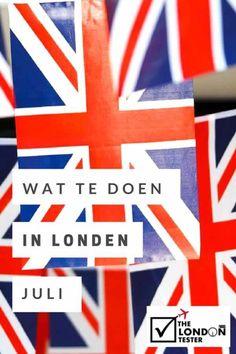 Wat te doen in Londen in Juli 2017? Check de Evenementenkalender!  || The London Tester