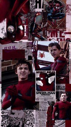 Tom Holland as Spiderman wallpaper Man Wallpaper, Avengers Wallpaper, Emoji Wallpaper, Latest Wallpaper, Avengers Memes, Marvel Memes, Marvel Avengers, Spiderman Marvel, Marvel Comics