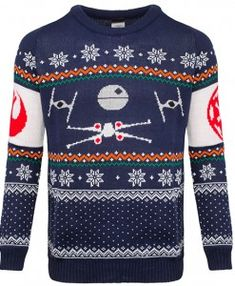 b9f313780d23 2018 Geek's Guide to Ugly Christmas Sweaters/Jumpers and Decorations