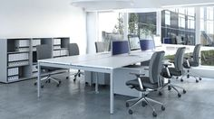 Desking systems | Desk systems | Ogi Y | MDD. Check it out on Architonic