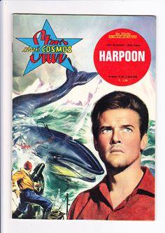 STAR CINE COSMOS 66 année 1964 HARPOON TBE