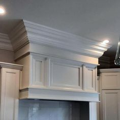 Top 70 Best Crown Molding Ideas - Ceiling Interior Designs to ceiling with crown molding Top 70 Best Crown Molding Ideas - Ceiling Interior Designs Crown Molding Modern, Crown Molding Shelf, Kitchen Cabinet Crown Molding, Cabinets With Crown Molding, Wall Panel Molding, Ceiling Crown Molding, Moldings And Trim, Molding Ideas, Cabinets To Ceiling