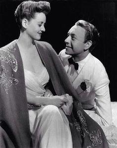 Bette Davis and Paul Henreid for Now  Voyager