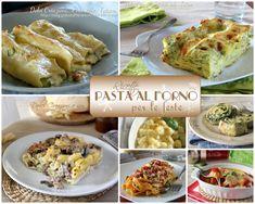 13+Ricette+di+pasta+al+forno+per+le+feste,+facili+e+gustose.