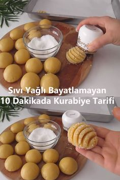 Turkish Recipes, No Bake Desserts, Food And Drink, Cooking Recipes, Cookies, Baking, Eat, Breakfast, Flowers