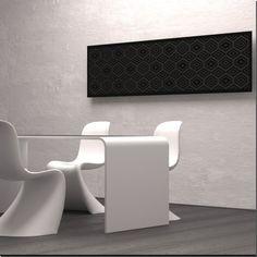 Yin Mosaico -  Radiatore da design ad alta resa termica - High performance design radiator