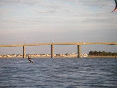 Cours de kitesurf à Noirmoutier: Kitesurf à Noirmoutier avec MaximumGlisse - France-Voyage.com