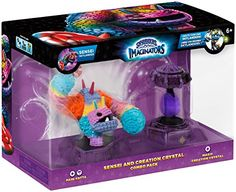 Skylanders Imaginators Painyatta + Magic Crystal 2 Pack A...