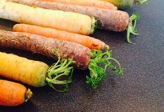 Regenboogpeen | Multi-colored carrots