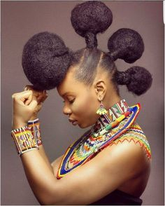 7 Times Yemi Alade Has Rocked Show-Stopping Hairstyles