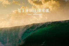 Surfing quote