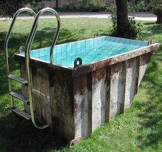 Makeshift Swimming Pools | The Owner-Builder Network