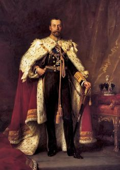1865 George V King of the United Kingdom
