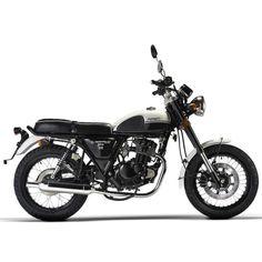 Mash seventy five - Moto neo-retro 125cc   4h10