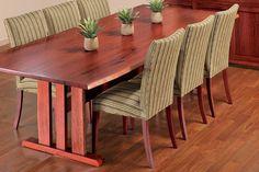 Redgum Table Australian Made