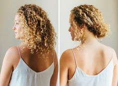casual curly updo 10 Naturally curly updos