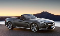 2013 Mercedes-Benz SL convertible. I'll buy one used in 2014, to avoid new-car-smell-depreciation, after it comes in early from a lease.