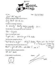 Conor Maynard's My Musical Mind