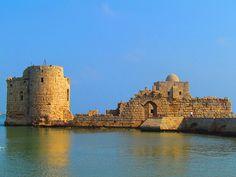 Sidon Sea Castle (قلعة صيدا البحرية)