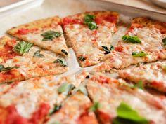 Cauliflower Crust Pizza recipe from Ree Drummond via Food Network