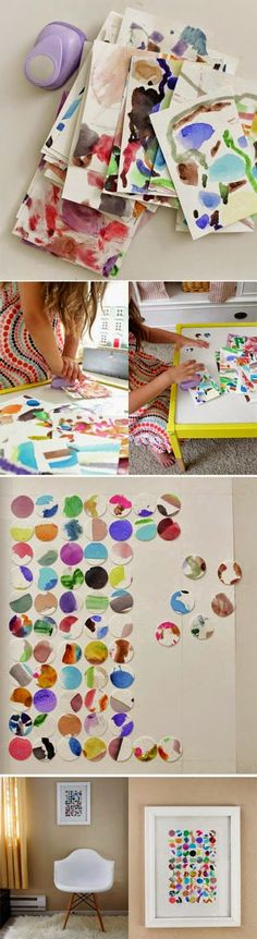 El collage es la técnica de crear algo nuevo reutilizando revistas,periódicos,cintas,telas,fotografías,cuero... No se sabe bien quien i...
