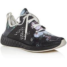 New Balance Women s Fresh Foam Cruz Lace Up Sneakers (705 GTQ) ❤ liked on 6ff8d43372