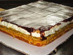 Domowe ciasta i obiady: Karmelowiec bez pieczenia