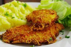 Méně kalorické než smažené a hlavně chutné a jemné. Výborná volba na chutný oběd. Dobrou chuť!