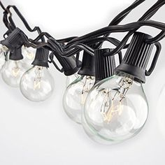 Zitrades Patio Lights G40 Globe Party String Lights Decorative Indoor Outdoor Lighting for Garden Patio Backyard Bedroom RV Dancing Christmas Party Warm White 25 Clear Vintage Style Ball Bulbs 25ft  http://www.fivedollarmarket.com/zitrades-patio-lights-g40-globe-party-string-lights-decorative-indoor-outdoor-lighting-for-garden-patio-backyard-bedroom-rv-dancing-christmas-party-warm-white-25-clear-vintage-style-ball-bulbs-25ft/