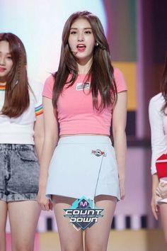 Amelie, South Korean Girls, Korean Girl Groups, Choi Yoojung, Kim Sejeong, Jeon Somi, Stage Outfits, Korean Celebrities, Kpop Girls