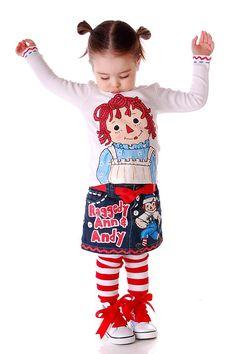 Raggedy Ann (& Andy)!