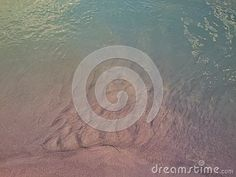 Photo about The waters edge of a turquoise rivers sandy. Image of rivers, tropical, sandy - 88977023 Rivers, Tropical, Turquoise, Stock Photos, Celestial, Water, Outdoor, Image, Gripe Water