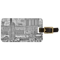 #Europe Art Brand World Top Photographer Anisia art Luggage Tag - #travel #accessories