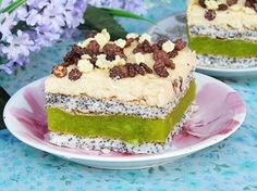 Ciasto Meluzyna Polish Recipes, Polish Food, Food Cakes, Most Favorite, Pudding, Cake Cookies, Cake Recipes, Cheesecake, Good Food