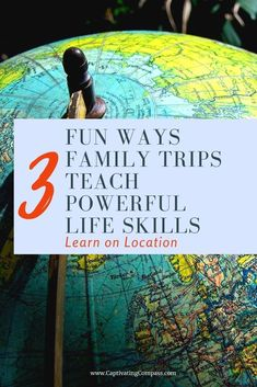 Learn life skills through family travel. Find out what life skills & travel lessons are learned with awesome family travel. Grab your 'This or That?' Family Travel Planning Game. #FamilyTravel #LifeSkills