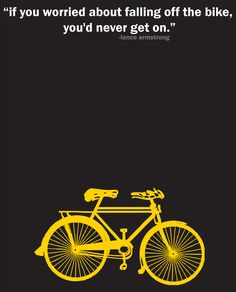 Cycling inspiration for the walls