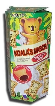 Koala Cookies - these were soooo good. Correction: ARE soooo good. My Mom is a rock star and put them in my niece and nephew's stocking this past XMas <3