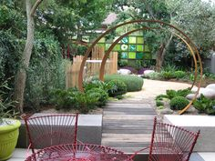 Dry Spell Gardening: The Established Garden