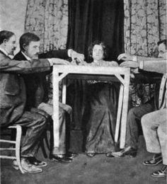 Eusapia Palladino - Medium (1854 – 1918)