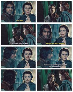 The Musketeers - 1x06 - The Exiles.. one of my fav scenes!