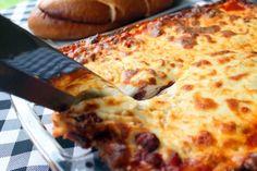 The Best Damn Lasagna on Earth!