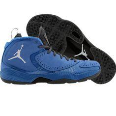 Air Jordan 2012 (university blue / white / dark stealth grey)