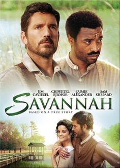 Directed by Annette Haywood-Carter. With Jim Caviezel, Chiwetel Ejiofor, Jaimie Alexander, Bradley Whitford. Drama about the friendship between an Oxford-educated Southerner and a former black slave in turn-of-the-century Savannah. Movies 2019, New Movies, Movies To Watch, Movies Online, Movies Point, Film Watch, Sam Shepard, Jaimie Alexander, Bradley Whitford