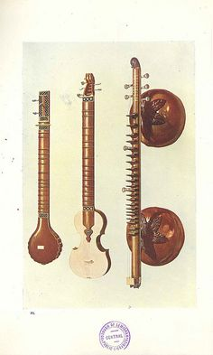 Musical Instruments: Sitars