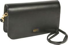Buxton Check Clutch Mini Bag On A String Black - via eBags.com!